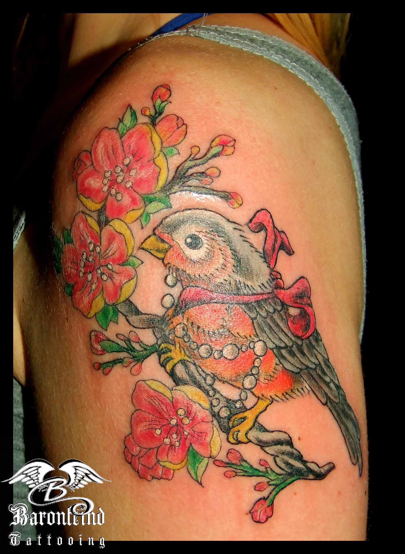 Studio Bielefeld Baronfeind Tattoo